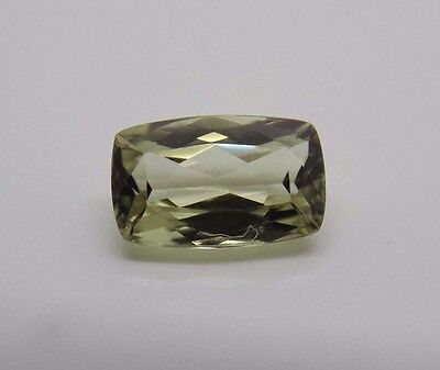 Zultanite Natural Loose Gem - 8x5mm 1.52 ct Cushion Cert of Auth B004B