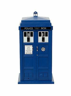 Dr Doctor Who Tardis Bluetooth Speaker Microphone Official Wireless Police Box