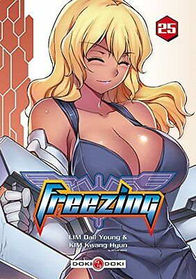 FREEZING V25 Dall-young Lim Bamboo Julien Pouly BAMB.DOKI DOKI Francais Poche
