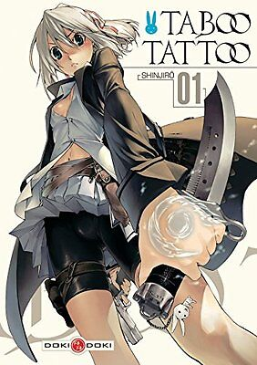 Taboo tattoo, Tome 1 Shinjiro Michel Le Bras BAMBOO Francais 195 pages Broche