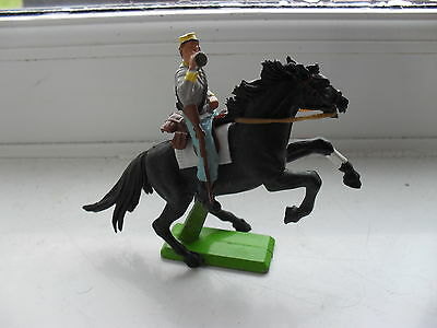 britains deetail acw confederate cavalry,bugler