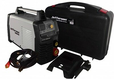 Jefferson 160 Amp Inverter Arc Welder 230V 60% Duty Cycle