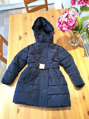Marks & Spencer Girls Winter Jacket Age 5-6