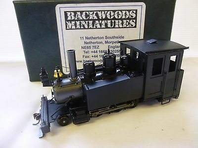 BACHWOODS On30 GAUGE 2-6-2T LOCOMOTIVE [MINT AND BOXED]
