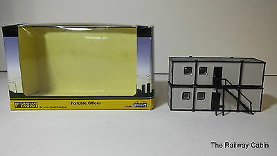 Lyddle End/Graham Farish Scenecraft 42-081 N Gauge Portable Offices