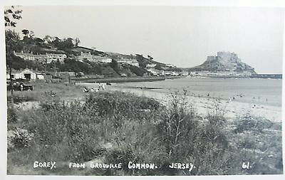 Gorey From Grouville Common Jersey Early Rp Pc
