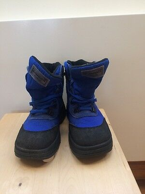 Romika Kids. Blue Winter Gortex Boots Size 1 Euro 33