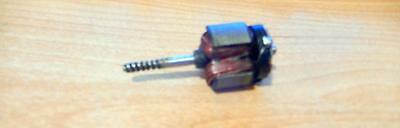 """American Flyer - Motor Armature- Large Spaces- Approx 2 3/8"""" Long- Good- B8"""