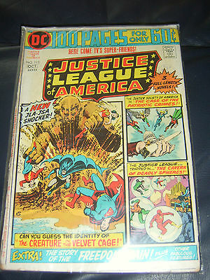 Justice League of America #113 Oct 1974 (FN-) Bronze Age 100 Page Giant Size
