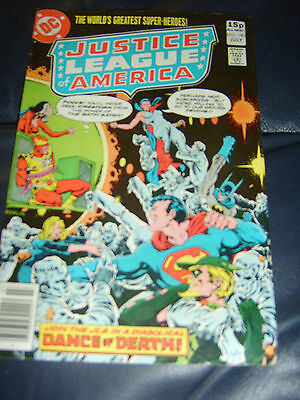 Justice League of America #180 July 1980 (FN-)