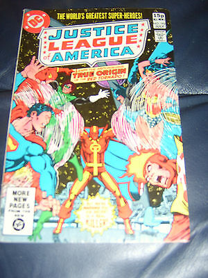 Justice League of America #192 July 1981 (FN+)