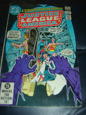 Justice League of America #202 May 1982 (FN)