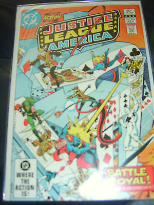 Justice League of America #204 July 1982 (VF)