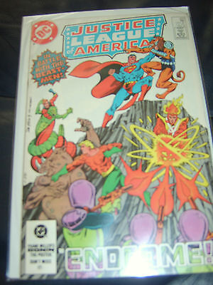 Justice League of America #223 Feb 1984 (VF)