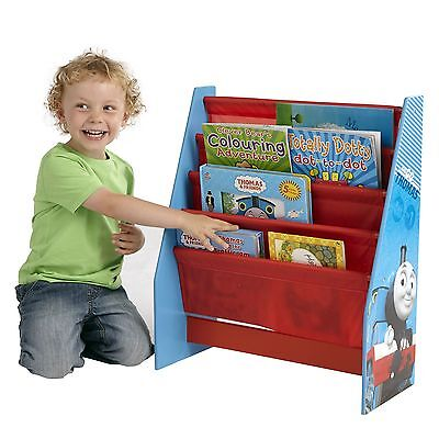 Thomas & Friends Sling Bookcase Kids Furniture New Tank Engine Book