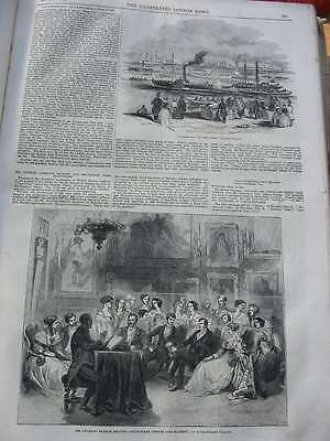 LN-1844-Newcastle-Mr.Charles Kemble-Queen-Holzstich-engraving