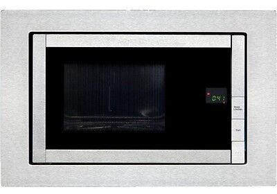 LUXURY 1000W Built-in Microwave 20 Liter Cooking chamber Timer Grill Exquisite