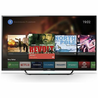 Sony KD55X8005CBU 55 Inch 4K Ultra HD Freeview HD Smart LED Android TV :Argos