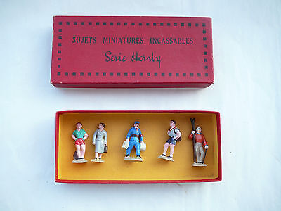 personnage (s)  HORNBY MECCANO en boite - figurine - sujet DINKY TOY