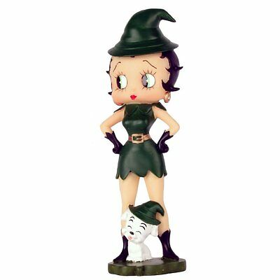 Betty Boop Per Fortuna Da Collezione Figurina