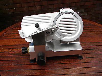 Sirman Meat Slicer Commercial Industrial Heavy Duty Tipo 250 Global Shipping