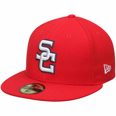 New Era Syracuse Chiefs Fitted Hat - MiLB