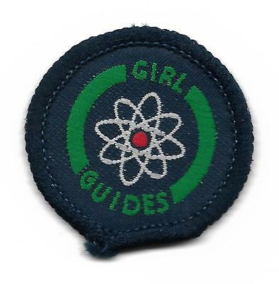 Girl Guides Scientist Badge