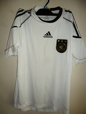 Germany 2009 2010 home  shirt small formotion