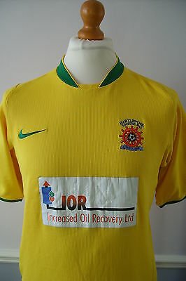 Small Hartlepool United Official Nike 2008 - 2009 Centenary Away Shirt