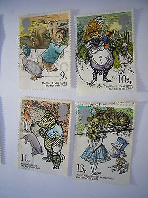 International Year of the Child fine used set from 1979