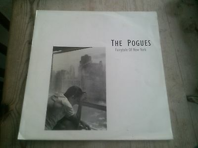 """The Pogues -  Fairytale Of New York, 12"""" Vinyl, The Pogues & Kirsty MacColl"""
