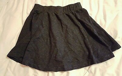 Girls skirt blue from next age 13 excellent condition