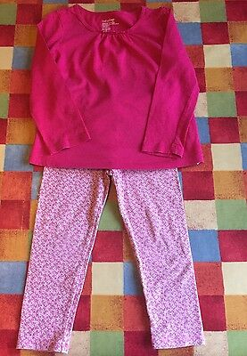 Girls Baby Gap Top And Legging Set 3 Years Old