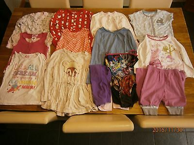 bundle of  girls clothes for age 5 to 6 years