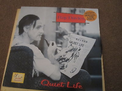"The Kinks Ray Davies Quiet Life 12"" Single Absolute Beginners"