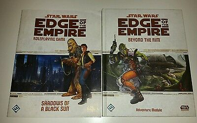 STAR WARS 2 X Edge of Empire Used