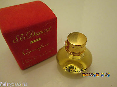 Signature by SJ Dupont - Miniature Perfume