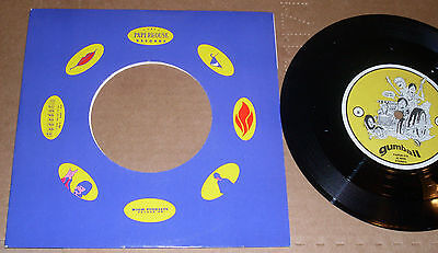 "Gumball – This Town/summer Days 7"" Paperhouse '91 Us Grunge Alternative Rock M-"