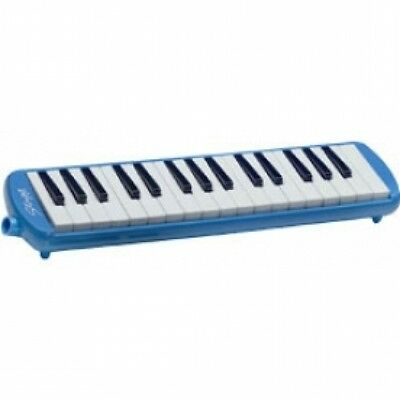 Stagg MELOSTA32BL Melodica Reed Keyboard Blue Brand New