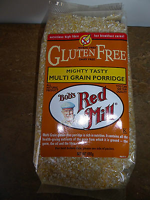 Porridge, Bob's Red Mill, Multi Grain, Gluten/Wheat/Dairy Free, 680gm x 2, NEW