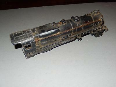 "American Flyer - Post-War-  Diecast Engine Shell- Approx 10"" Long - B10"