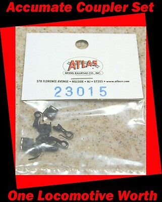 Accumate Coupler Sets  ATLAS LOCOMOTIVES  N SCALE VERY LIMITED AVAILABILITY