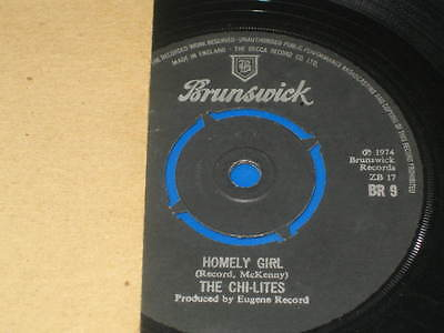 Homely Girl - The Chi-Lites