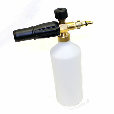 Snow Foam Lance Variable Nozzle Spray Bottle for Nilfisk Alto Pressure Washer