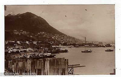 Hong Kong, View Of Peak From Wanchai, General View, Rp
