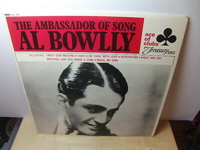 Al Bowlly – The Ambassador of Song 1964 LP Ace of Clubs ACL 1204