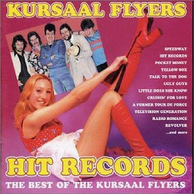 Kursaal Flyers - Hit Records: The Best Of The K NEW CD