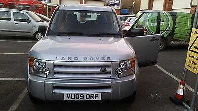 Land Rover Discovery 3, 09 plate, GS Auto