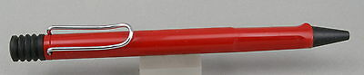 Lamy Safari Ballpoint Pen - Red - New - Germany