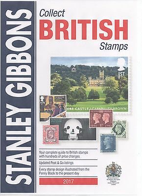 New Stanley Gibbons 2017 Collect British Stamps 68Th Edition Pre-Order Now